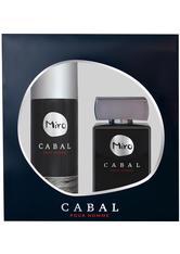 MIRO - Miro Cabal pour Homme Eau de Toilette Geschenkset (2Artikel im Set) - Duftsets
