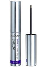 Isadora Augenbrauen Active All Day Wear Tinted Brow Gel Augenbrauengel 4.2 ml