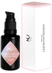 Nui Cosmetics Produkte Natural Liquid Foundation - INTENSE TAIAO 30ml Foundation 30.0 ml