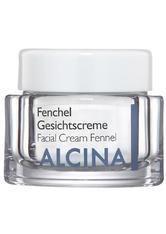 ALCINA - Alcina Kosmetik Trockene Haut Fenchel Gesichtscreme 50 ml - TAGESPFLEGE