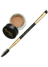 Christian Faye Augenmake-up Eyebrow Dip Pomade Taupe Augenbrauenpinsel 4.5 g