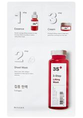 Missha Masken 3step Lifting Mask Anti-Aging Pflege 28.5 g