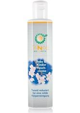 Sanoll Produkte Baby & Kinder - Waschcreme 200ml Waschlotion 200.0 ml