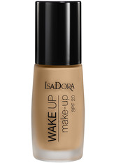IsaDora Wake Up Make-Up SPF 20 30ml 04 WARM BEIGE (Medium, Warm)