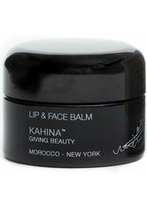 KAHINA GIVING BEAUTY - Kahina Giving Beauty - Lip & Face Balm, 11 G – Lippen- Und Gesichtsbalsam - one size - GETÖNTER LIPBALM