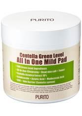 PURITO Gesichtsreinigung PURITO Centella Green Level All In One Mild Pad Gesichtswasser 130.0 ml