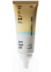 SeventyOne Percent Produkte Dry Sun Oil SPF 30 Sonnencreme 100.0 ml