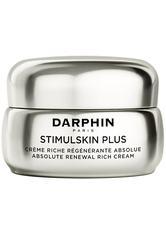 Darphin Feuchtigkeitspflege Absolute Renewal Cream Rich - Stimulskin Plus Gesichtscreme 50.0 ml