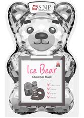SNP Gesichtsmasken Ice Bear Mask CHARCOAL Tuchmaske 1.0 pieces