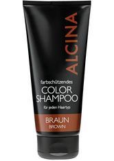 Alcina Haarpflege Color-Shampoo Color-Shampoo Braun 200 ml