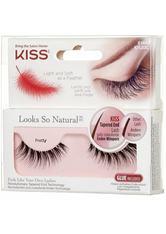 KISS Produkte KISS KISS Looks so Natural Kunstwimpern - Pretty Künstliche Wimpern 1.0 pieces