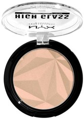NYX Professional Makeup High Glass Finishing Powder (Various Shades) - Light