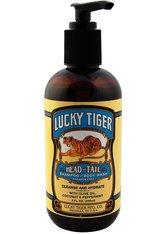 LUCKY TIGER Produkte Premium Peppermint Shampoo & Body Wash Haarshampoo 240.0 ml