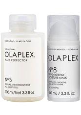 Olaplex Produkte Olaplex No.3 + No.8 Doppelpack 2x100 ml Haarkur 200.0 ml