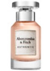 ABERCROMBIE & FITCH - Abercrombie & Fitch Authentic  Eau de Parfum (EdP) 50.0 ml - PARFUM