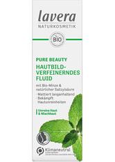 lavera Produkte Pure Beauty - Hautbildverfeinerndes Fluid 50ml Gesichtscreme 50.0 ml