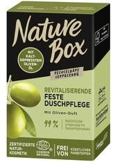 Nature Box Körperreinigung Feste Duschpflege mit Oliven-Öl Seife 100.0 g