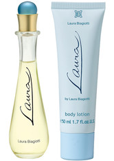 Laura Biagiotti Laura Eau de Toilette Spray 25 ml + Body Lotion 50 ml 1 Stk. Duftset 1.0 st