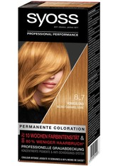 Syoss Permanentes Blond Warmes Blond Honigblond Haarfarbe 115 ml