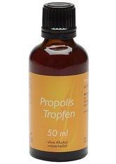 allcura Naturheilmittel Produkte Propolis Tropfen Ohne Alkohol Mundspülung 50.0 ml