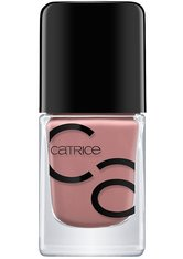 Catrice Nägel Nagellack ICONails Gel Lacquer Nr. 10 Rosywood Hills 10,50 ml