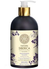 Natura Siberica Produkte Feuchtigkeits-Cremeseife 500ml Seife 500.0 ml