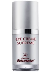 DOCTOR ECKSTEIN - Eye Creme Supreme, 15ml - AUGENCREME