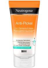 Neutrogena Anti-Pickel Anti-Pickel 2in1 Reinigung & Maske Maske 150.0 ml