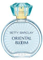 BETTY BARCLAY - Betty Barclay Oriental Bloom Eau de Toilette (EdT) 50 ml Parfüm - PARFUM