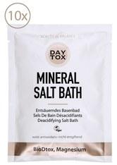 Daytox Produkte Mineral Salt Bath 10er Set Badezusatz 800.0 g