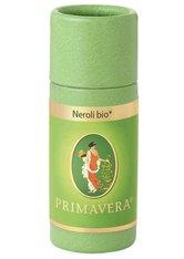 PRIMAVERA - Primavera Health & Wellness Ätherische Öle bio Neroli bio 1 ml - KÖRPERCREME & ÖLE