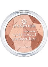 Essence Teint Puder & Rouge Mosaic Compact Powder Nr. 01 Sunkissed Beauty 10 g