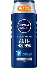 Nivea Pflege Men Anti-Schuppen Power Pflegeshampoo Haarshampoo 250.0 ml