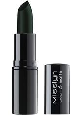 MISSLYN - Misslyn Looks Modern Fairytale Cream to Matte Long-Lasting Lipstick Nr. 450 Cruella 4 g - LIPPENSTIFT