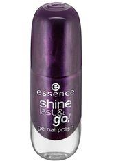 essence - Nagellack - shine last & go! gel nail polish - 25 arabian nights