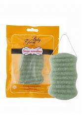 LADY - Lady Green Produkte Konjac Sponge Body - Aloe Vera Schwamm 1.0 st - MAKEUP SCHWÄMME