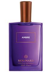 MOLINARD - MOLINARD Ambre Eau de Parfum  75 ml - PARFUM
