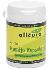 allcura Naturheilmittel Produkte Mumijo Kapseln Nahrungsergänzungsmittel 60.0 pieces