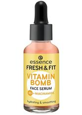 Essence Make-up Fresh & Fit Vitamin Bomb Face Serum Serum 30.0 ml