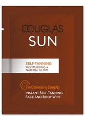 Douglas Collection Selbstbräuner Self-Tanning Face and Body wipe Selbstbräuner 1.0 pieces