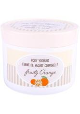 Badefee Körperpflege Körperjoghurt Fruity Orange Bodylotion 250.0 ml
