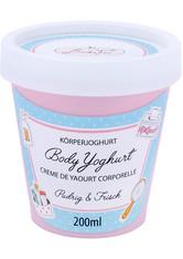 Badefee Körperpflege  Candy Line Pudrig & Frisch Körperpeeling 200.0 ml