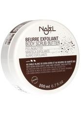 NAJEL - Najel Produkte Peelingbutter 200ml Körperbutter 200.0 ml - PEELING