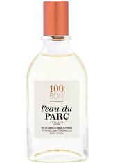100BON Duft Collection L'Eau du Parc Eau de Parfum Nat Spray 50 ml