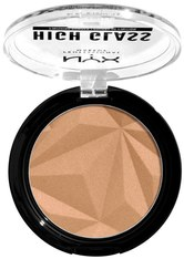 NYX Professional Makeup High Glass Finishing Powder (Various Shades) - Medium