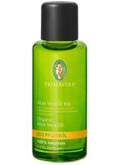 Primavera Naturkosmetik Pflegeöle Aloe Vera Öl bio 50 ml