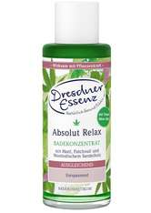 Dresdner Essenz Baden Badekonzentrat Absolut Relax Badezusatz 125.0 ml