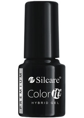 SILCARE - Silcare Nagellack Silcare Nagellack UV Gel Polish Color Nagellack 6.0 g - Gel & Striplack