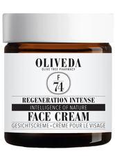 Oliveda Produkte GESICHTSPFLEGE - Gesichtscreme Regeneration Intense 60ml Gesichtspflege 60.0 ml