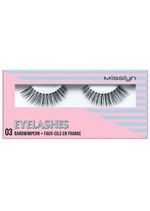 Misslyn Collection Festival Vibes; Wimpern Eyelashes 3 Stck.